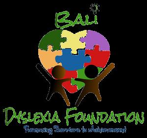 Bali Dyslexia Foundation Logo